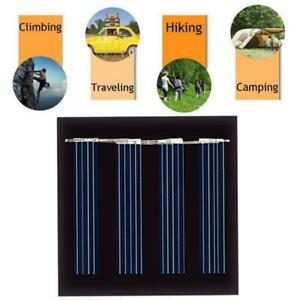2V 120mA Mini Solar Panel Module For Battery Cell Charger Phone DIY S9B4
