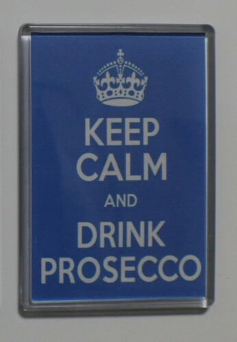 WINE O/'CLOCK DRINKING PROSECCO KEYRING 100/'S OTHER EXTRA LARGE FRIDGE MAGNETS