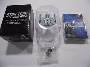 Star Trek - Aile d'attaque The Collective U.s.s.   Wizkids Yeager