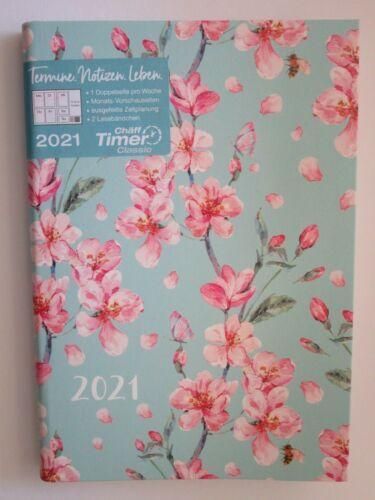 Häfft Chäff Timer Planer Kalender Classic DIN A5 für 2021
