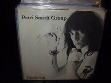 "PATTI SMITH frederick ( rock ) 7""/45 picture sleeve"