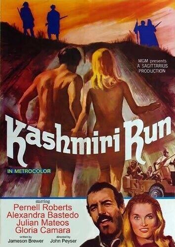 The Kashmiri Run DVD NEW