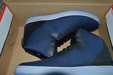 New Mens Nike NSW Pro Stepper Hi-top Sneakers Shoes 776086-400 sz 10 Game Royal