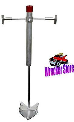 2 STEERING WHEEL LOCK with CLAW HOOKS FOR WRECKER TOW TRUCK Qty