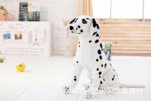 Plüschtier Spielzeughund Plüsch Dalmatiner stehend
