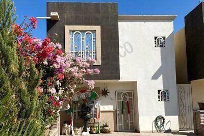 Casa en Venta recámara en planta baja Fraccionamiento San Patricio Sector Sendero Ciudad Juárez Chih