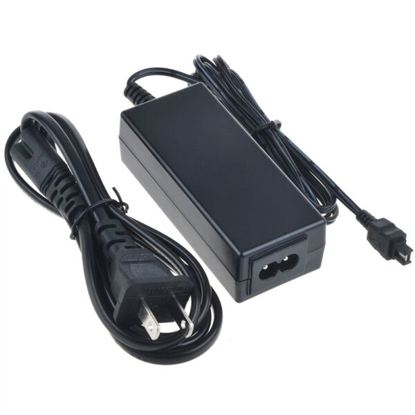AC DC Battery Power Charger Adapter for Sony Camcorder HDR-CX6 E/K HDR-CX160 E/K