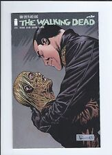 Walking Dead 156 Death of Alpha Image AMC TV  --- KEY RARE Comic book