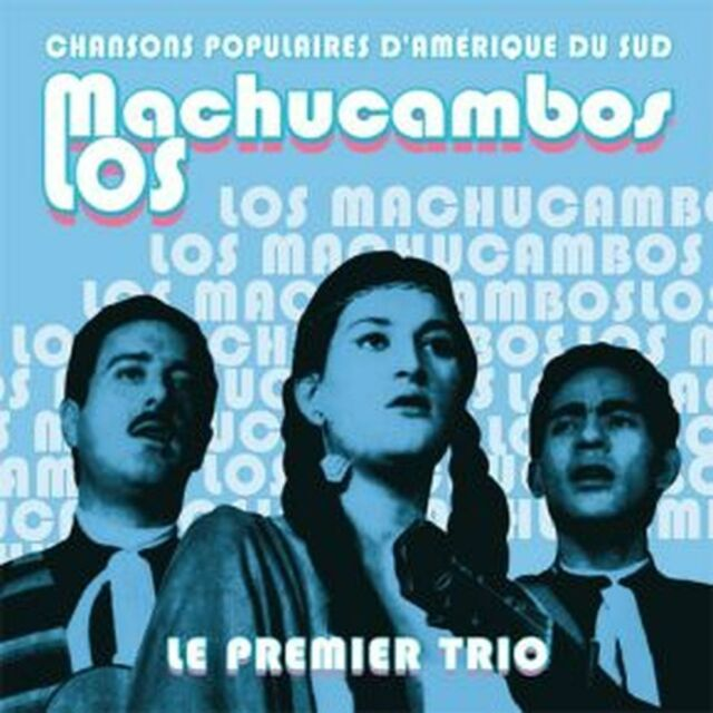 CD Popular songs from South America / Los Machucambos / IMPORT
