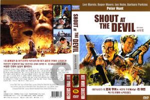 Shout-At-The-Devil-1976-Peter-R-Hunt-Lee-Marvin-Roger-Moore-DVD-NEW