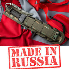 Russian MOLLE Sheath scabbard Knife Military army Kizlyar VDV Tactical hunting