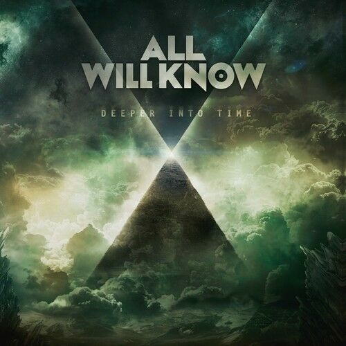All Will Know - Deeper Into Time [New CD]