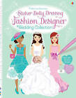 Sticker Dolly Dressing Fashion Designer Wedding Collection by Fiona Watt (Paperback, 2015)