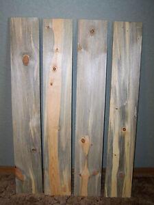 Spalted Blue Stain Ponderosa Pine Lumber Arts Crafts