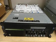 IBM 8204-E8A P550 8-Core P6 4.2GHz 32GB Mem 2x 146GB Disk (AIX) PowerVM Standard