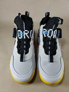 Nike-Air-Jordan-Defy-SP-Mens-10-5-Vast-Grey-White-Black-Signal-Blue-CJ7698-006