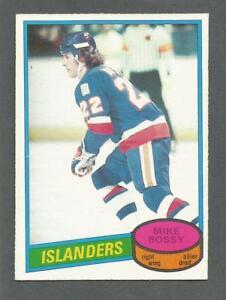 1980-81-O-Pee-Chee-OPC-Hockey-Mike-Bossy-25-New-York-Islanders-NM-MT