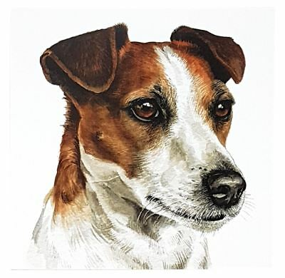 JACK RUSSELL DOG GREETINGS CARD WAGGYDOGZ BIRTHDAY CHRISTMAS MOTHERS FATHERS DAY