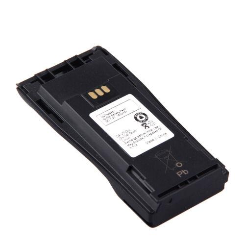 Battery for MOTOROLA NNTN4851A NNTN4851AR NNTN4851R CP340 CP380 EP450 GP3688
