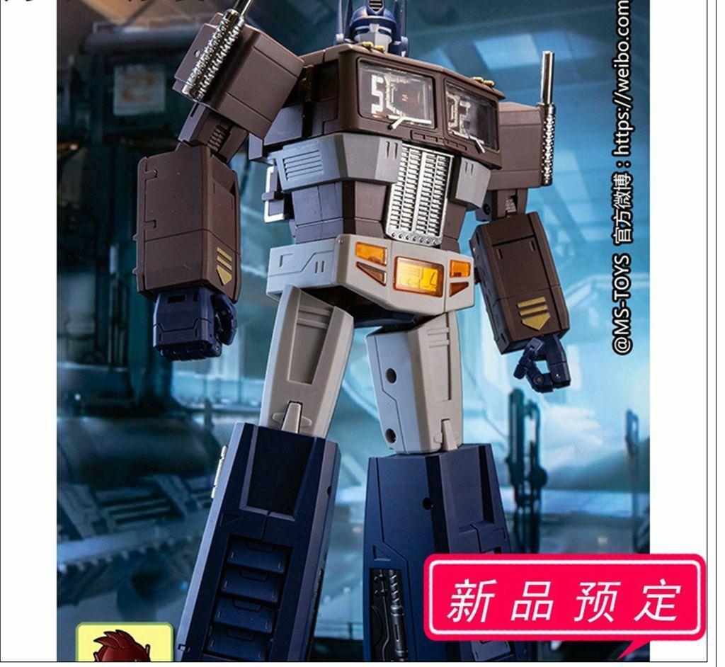 Pre-order MS-giocattoli MS-01S Optimus prime Sleep ModeTransformers azione cifra giocattolo