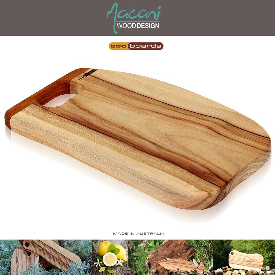 Macani Wood Ecoboards - Bois de camphre conseil env. 35 x 25 cm