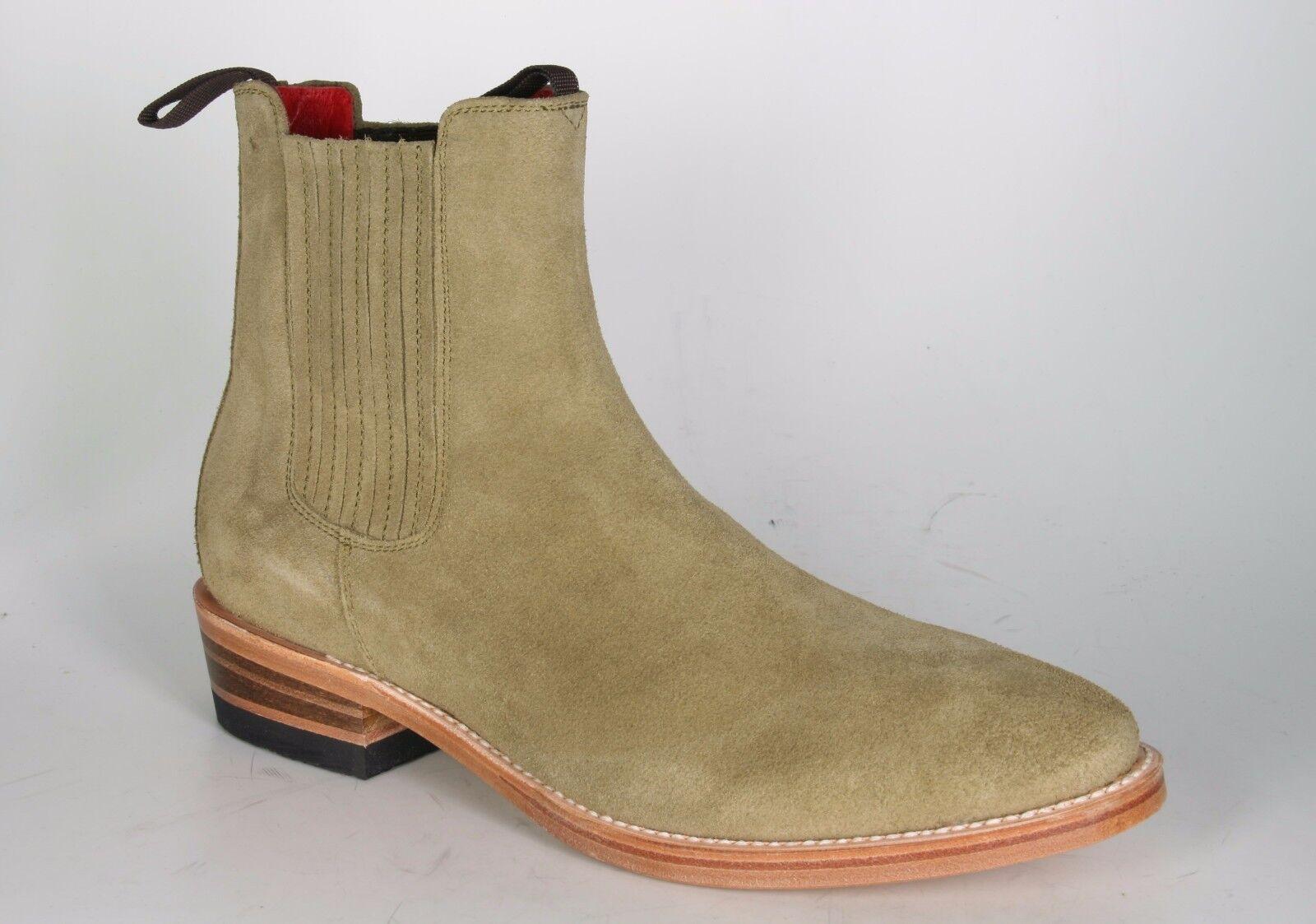 11336 sendra Bottines Kass serr. abondance Daim cadre cousue Chaussures