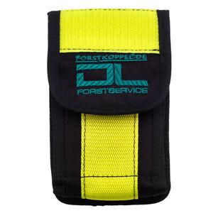Forstkoppel Smartphone Tasche für Schulter Tragesystem gelb Werkzeuggürtel Forst