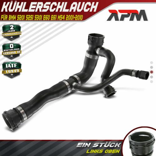Khlerschlauch Khlwasserschlauch Links Oben fr BMW 520i 525i ...