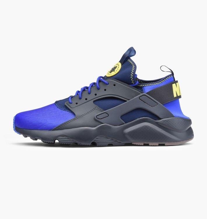 Nike 001 air huarache correre ultra se antracite blu 875841 001 Nike uomo 10,5 755867