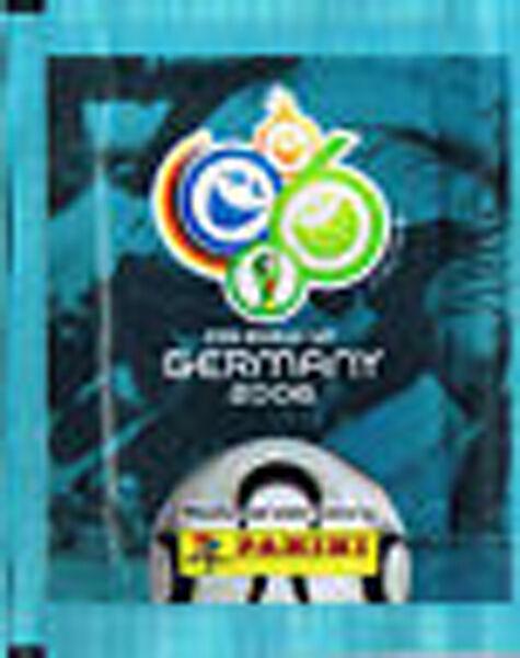 1 Leeralbum + 500 Bilder Fussball Weltmeisterschaft 2006 # PANINI