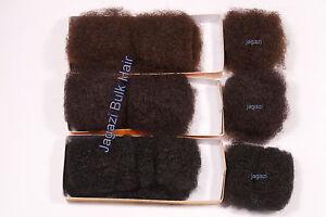 Doux-Afro-Kinky-Bulk-Human-Hair-Extension-de-Cheveux-Humains-dreadlocks-wrapping