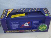 Rat Zapper Classic Rzc001, New, Sale, Rat, Mice,chipmunk ( 4 Traps )new Sale