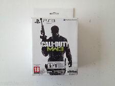 Call of Duty COD Modern warfare 3 MW3 + oreillette Playstation 3 PS3 PAL FR NEUF