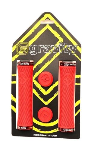 FSA Gravity Light LockOn MTB Grips 140 mm RedBlueGreenBlackYellow