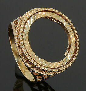 9-Carat-Yellow-Gold-1-10th-Coin-Ring-Mount-Size-N-80-20-040