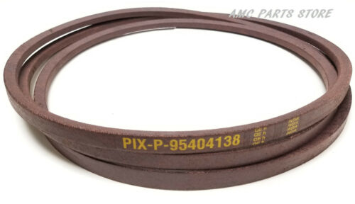 Pix Belt Made With Kevlar Replaces MTD 754-04138 954-04138 754-04138A 954-04138A