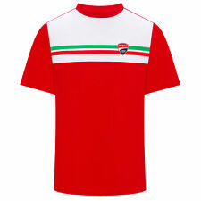 2019 Danilo Petrucci #09 Men/'s T-Shirt Grey//Red Official Ducati Racing MotoGP