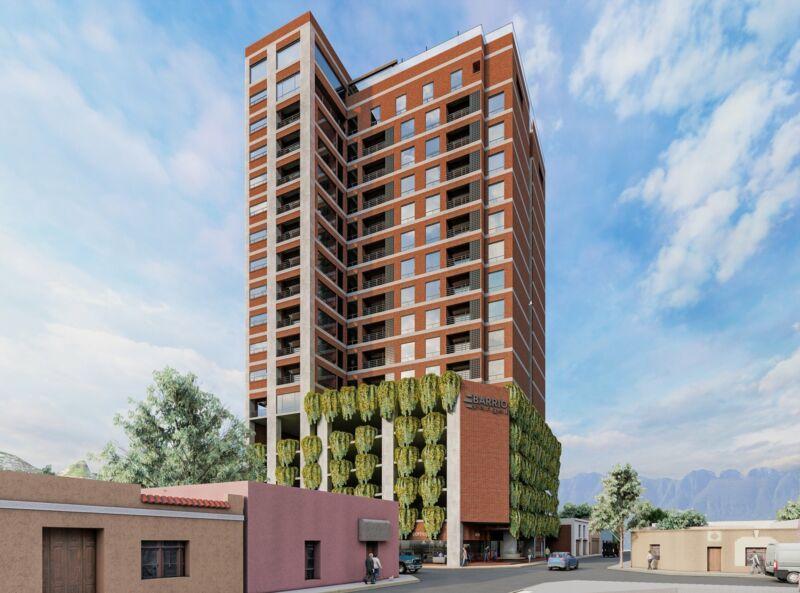 Departamento en Preventa en Barrio Vergel, Monterrey, Nuevo León, 2 Recámaras