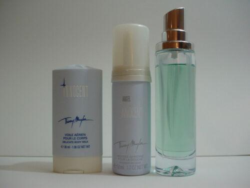 Thierry Mugler Innocent Eau de Parfum refillable spray 50 mL (1.7 oz) SET  JkJzX W84jT