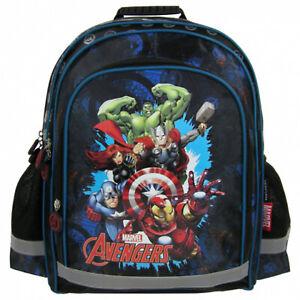 Thor Rucksack Federmappe Schulrucksack Federtasche Backpack Etui Marvel Avengers
