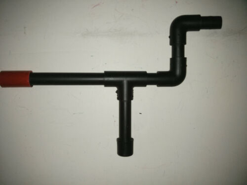 Black Marshmallow PVC  Marshmellow Shooter Shoots Mini Mallows /& Nerf Darts