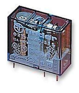 Finder 12 Volts 16amp Dc Relais Spco Populaires en Chaudière Contrôles