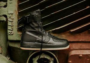 644871c61d05ca Nike SF AF1 Special Forces Air Force 1 Black Gum Size 15. 864024 ...