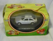 1981 Ford Escort 1/87 Scale Diecast Model From Fresh Cherries Series by MotorMax