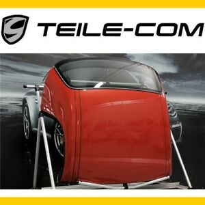 75-ORIG-Porsche-986-Boxster-Hardtop-komplett-Orangerot-Perlcolor-N1-andere