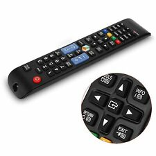 New Replacement Remote Control for Samsung LED SMART TV Full HD