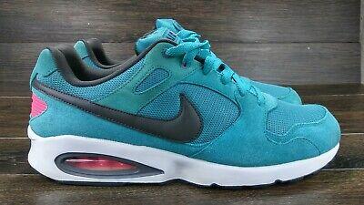 Secretario Ligeramente Propio  Men's Nike Air Max Coliseum Racer South Beach Green Pink Size US 13  555423-302 823229507316   eBay