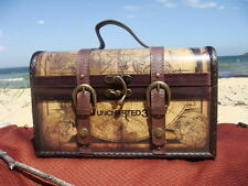 UNCHARTED 3: DRAKE'S DECEPTION EXPLORER EDITION Chest *VGWC!* + Warranty!!