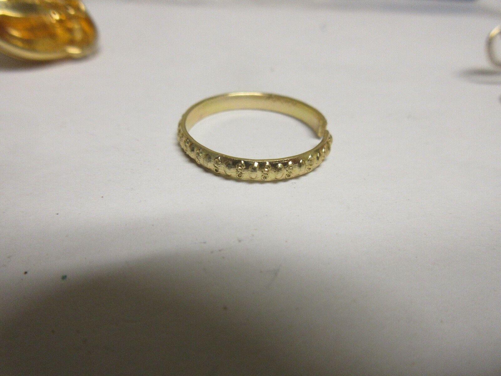 Costume Jewelry , Ladies Earrings , Lot of 2 , Ring
