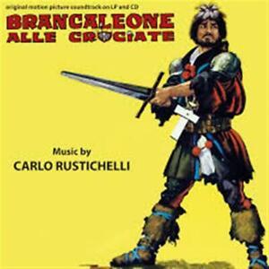 Carlo Rustichelli - Brancaleone Alle Crociate (Lp+Cd)